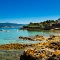 Playa de Raxo en Galicia 2